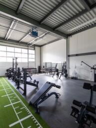 InsGym Raum - Franck Lachmuth - Fitness - Ernährung